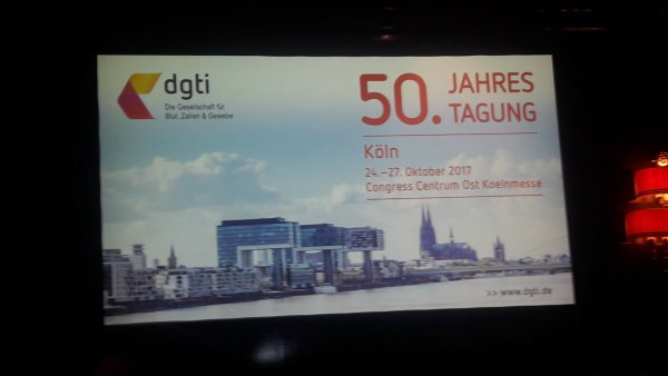 Congress of the German Society of Blood Transfusion and Hematology (DGTI)